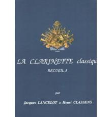 La Clarinette Classique Vol. A
