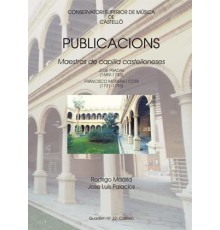 Publicacions Quadern Nº 32 Maestros de