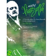 Easy Piazzola for Eb Sax   CD