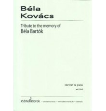 Tribute to the Memory of Béla Bartók