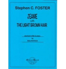 Jeanie with The Light Brown Hair