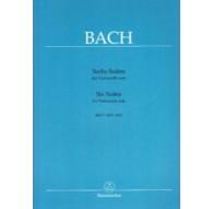 Six Suites for Violoncello BWV 1007-1012