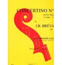 Concertino I en Fa Majeur