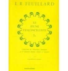 Jeune Violoncelliste Vol. 3B