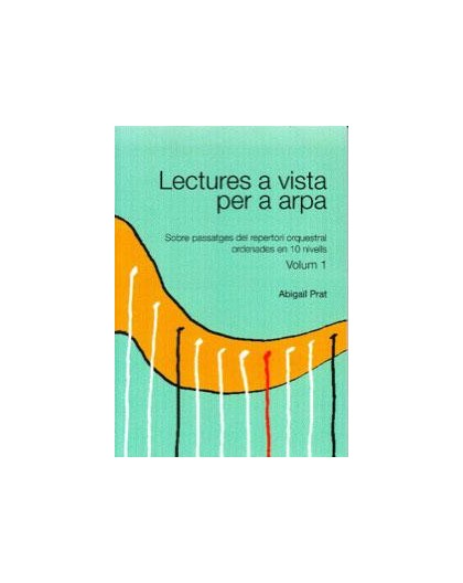 Lectures a vista per a Arpa Vol. 1