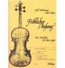 Fröhlicher Anfang Vol. III