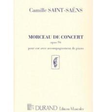 Morceau de Concert Op. 94