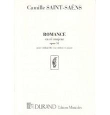 Romance en re Majeur  Op. 51