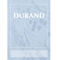 Aubade Op.30 Pour Harpe