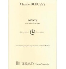 Sonate pour Violoncelle & Piano Trans