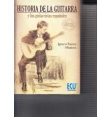Historia de la Guitarra y los Guitarris