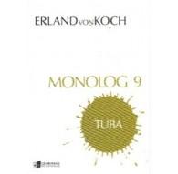 Monolog 9 for Tuba