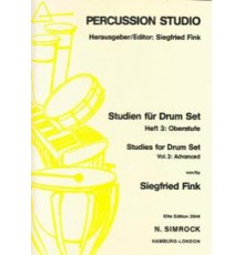 Studies for Drum Set Vol. 3: Advanced