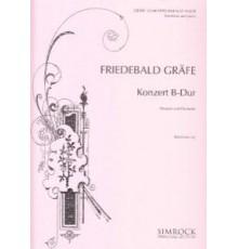 Konzert B-Dur Trombone and Orchestra/
