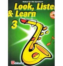 LLL Alto Saxophone 3