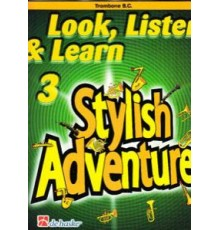 LLL Stylish Adventure 3. Trombone BC