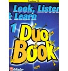 LLL Duobook 1. Trombone Sib TC