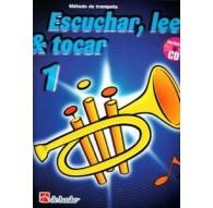 Escuchar, Leer & Tocar. Trompeta 1   CD