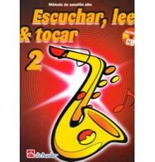 Escuchar, Leer & Tocar. Saxofón Alto 2