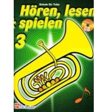 Horen, Lesen & Spielen 3 Tuba   CD