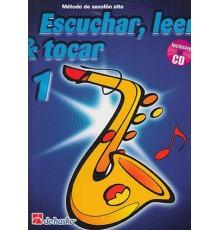 Escuchar, Leer & Tocar. Saxofón Alto 1