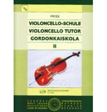 Violoncello Tutor. Vol. II