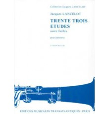 Trente Trois Etudes Vol. 1  (Nº1-16)