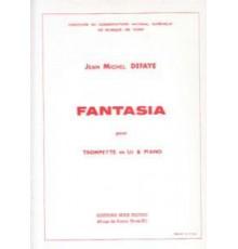 Fantasia pour Trompette en Ut & Piano