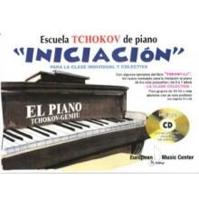 El Piano. Iniciación   CD