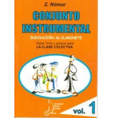 Conjunto Instrumental Vol.1 Clarinete