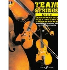 Team Strings Cello Vol.1   CD