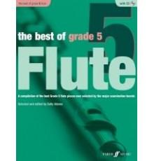 The Best of Flute Grade 5   CD