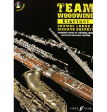 Team Woodwind Clarinet   CD