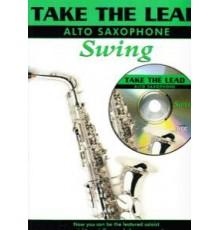 Take The Lead Swing Alto Sax   CD