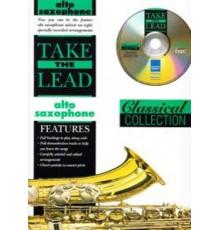 Take the Lead Classical Alto Sax   CD