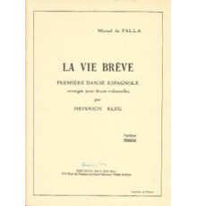 La Vida Breve/ Materiales (12 Cellos)