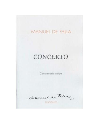 Concerto para Clave y 5 Ins./ Clave