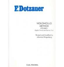 Violoncello Method Vol. I