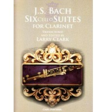 Six Cello Suites for Clarinet