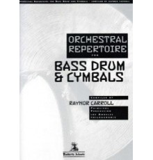 Orchestral Repertoire Bass Drum/Cymbals