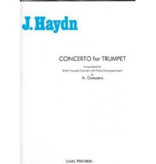 Concerto for Trumpet/ Red.Pno.