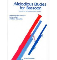 Melodious Etudes for Basson