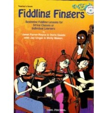 Fiddling Fingers   CD. Teacher?s Score
