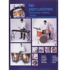 Poster Las Percusiones. Membranas, Mader