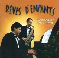 Rêves d?Enfants-CD. Sax. Grado Elemental