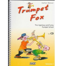 Trumpet Fox Vol. 2   CD