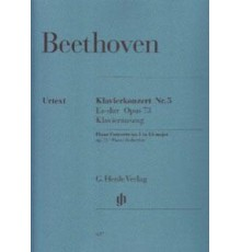 Klavierkonzert Nº 5 Es-Dur Op. 73/ Red.
