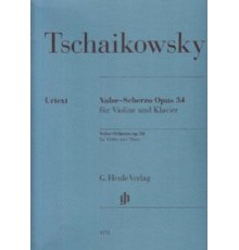 Valse - Scherzo Op.34