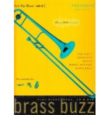 Brass Buzz for Trombone   CD   DVD