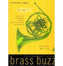 Brass Buzz for French Horn   CD   DVD